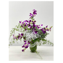 Sonia's small Orchid in vase